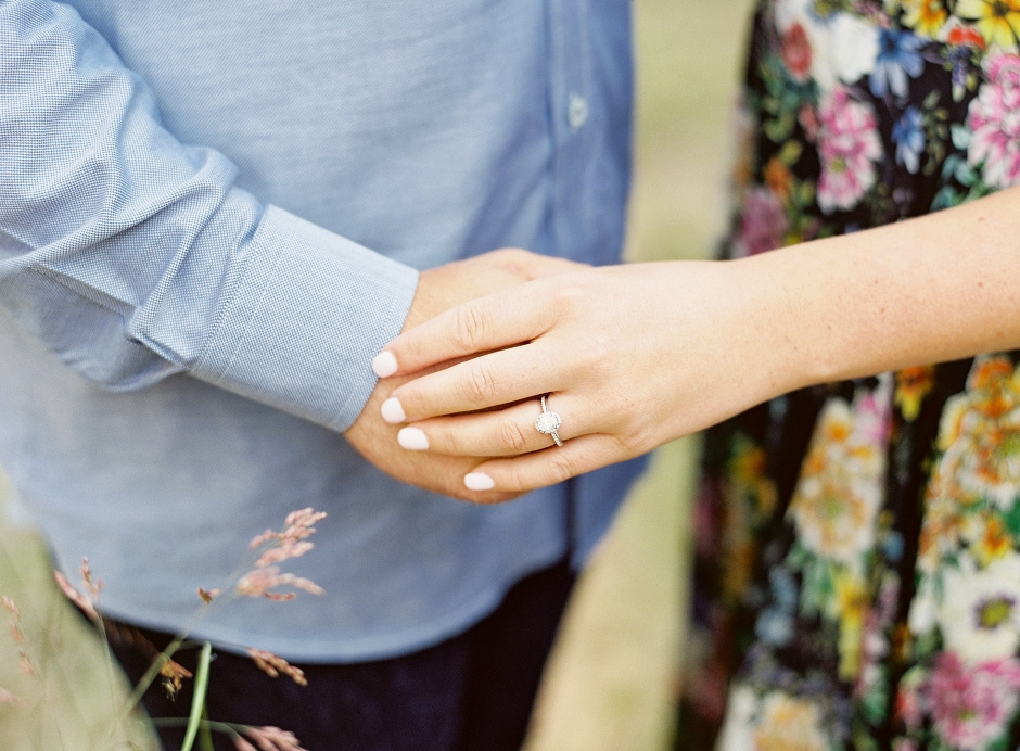 Dallas Film Engagement Session Photography
